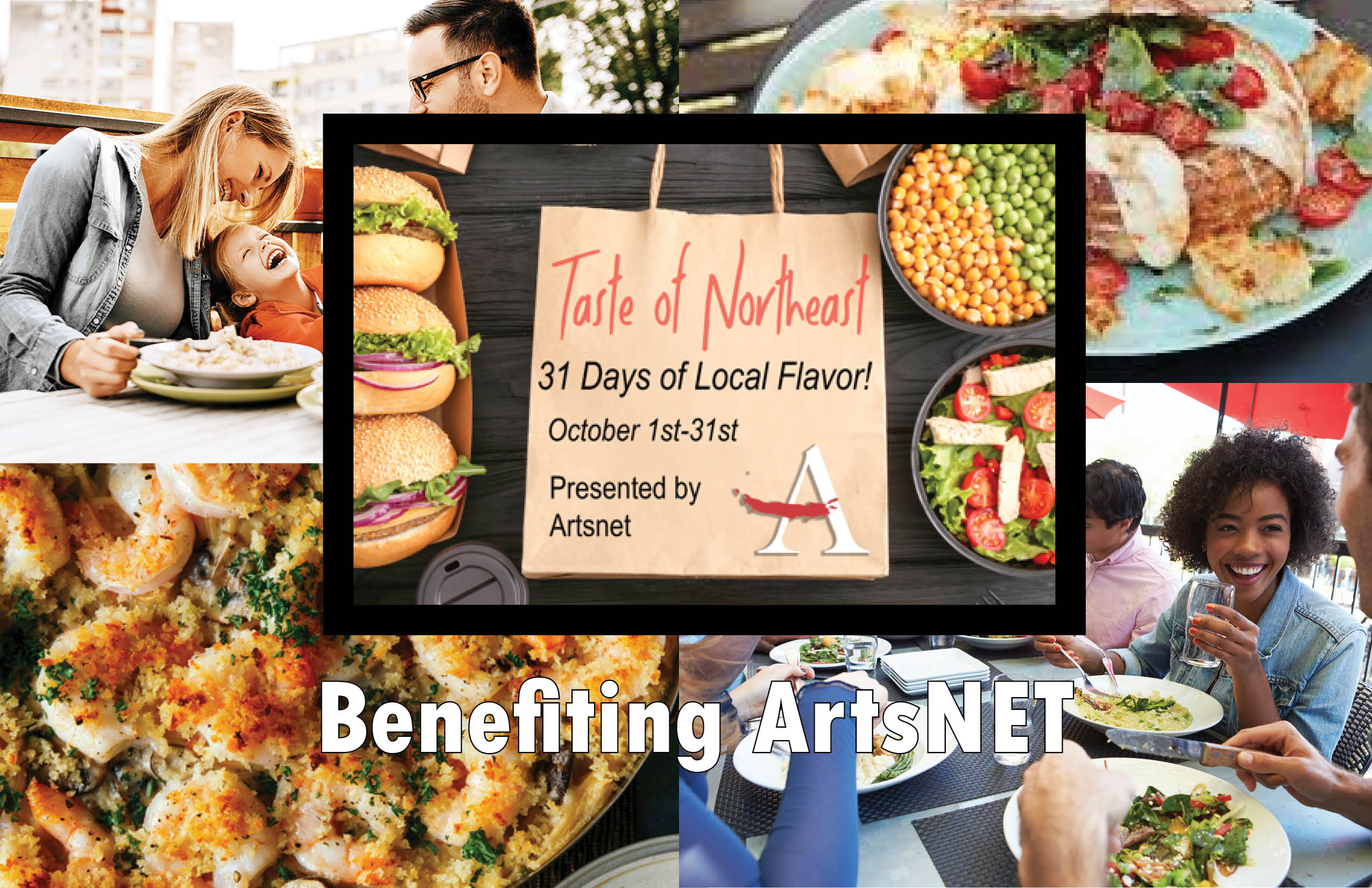 Taste of Northeast - 31 days of local flavor in the month of October!